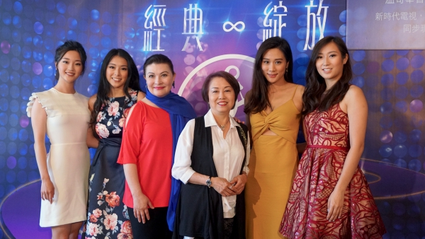 溫哥華華裔小姐競選2018